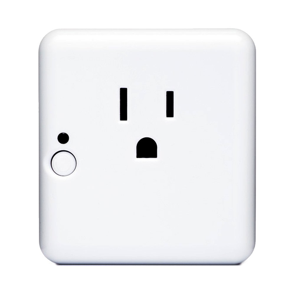 3-Series Smart Outlet