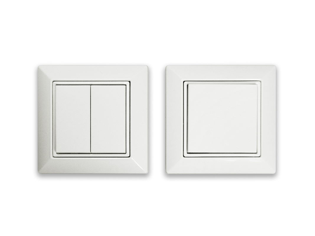 Easyfit Batteryless Single / Double Rocker Wall Switch