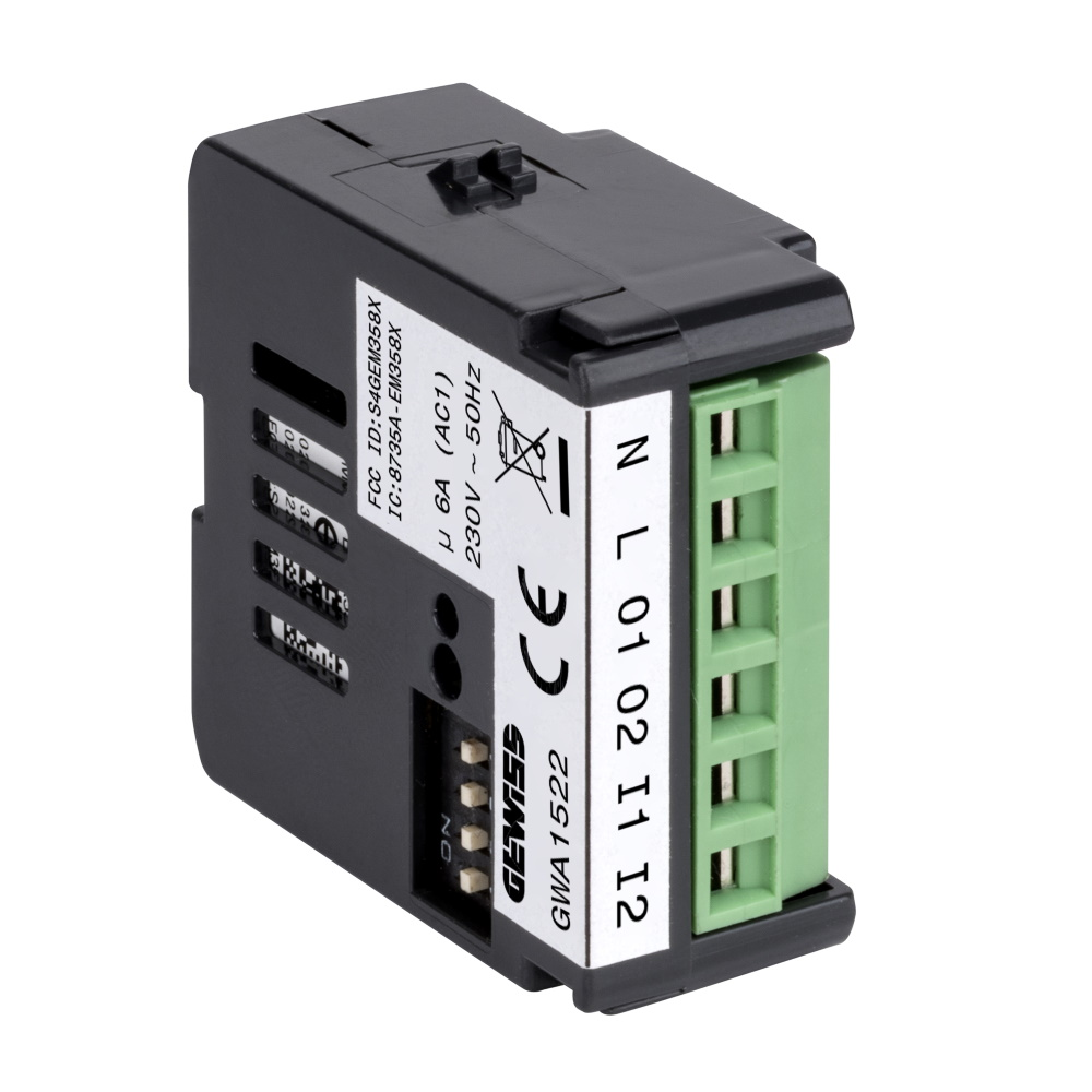 Switch Actuator 2 Channel