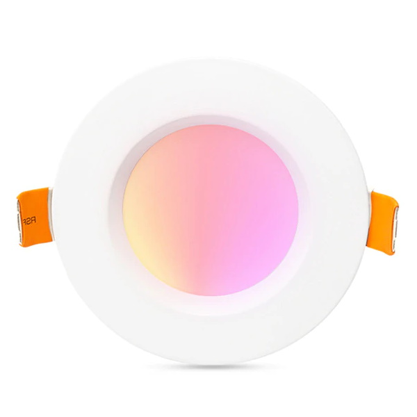 9W Downlight Dual White and Color