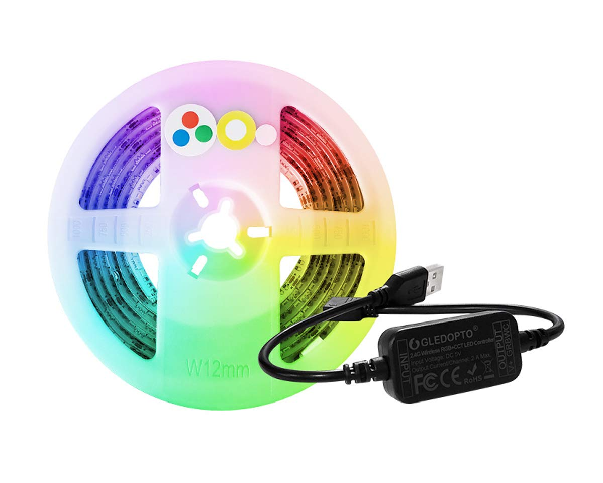 USB Mini LED controller RGB+CCT
