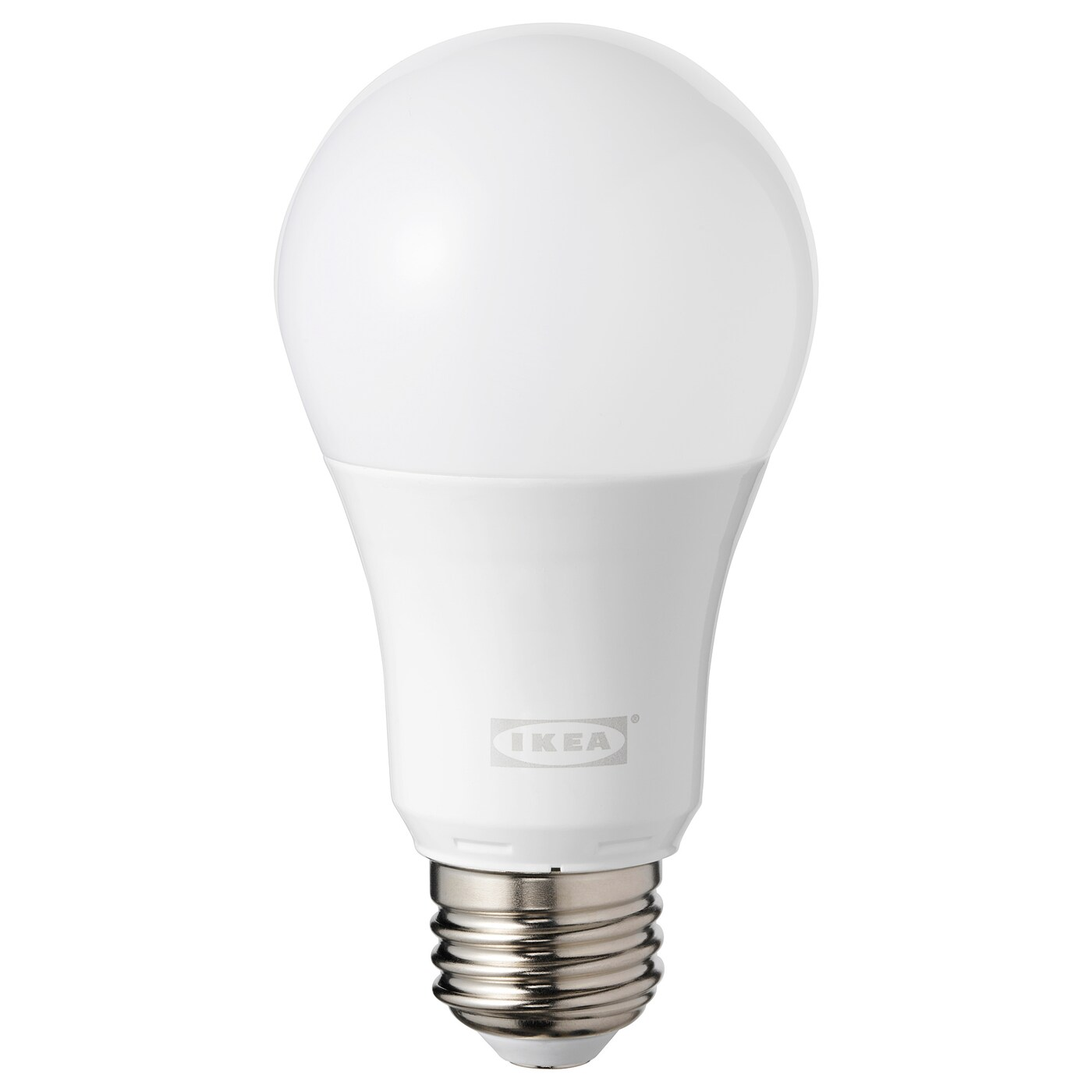 Tradfri LED bulb E26 600lm, dimmable color and white spectrum opal