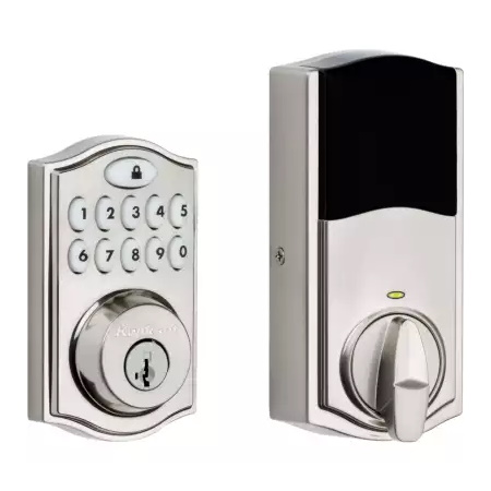 SmartCode Traditional Electronic Deadbolt