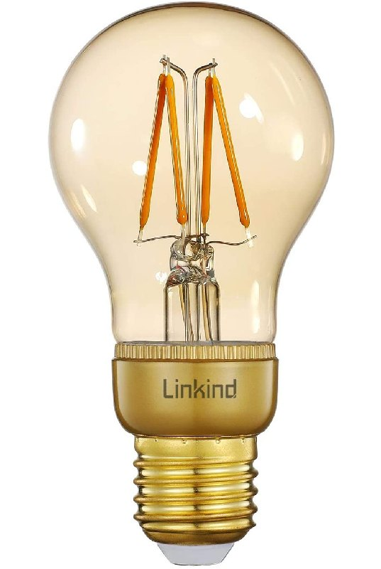Dimmable Warm White Filament E27 4.2W 420lm Amber Bulb