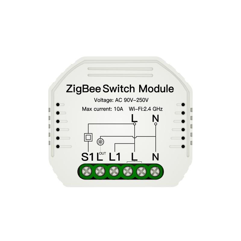 Light Switch Module 1 Gang