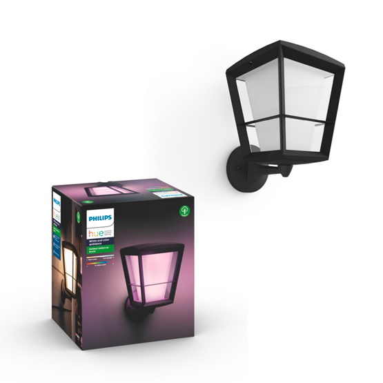 Hue Econic Outdoor Wall Light