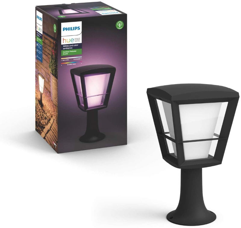 Hue Econic Outdoor Pedestal Light