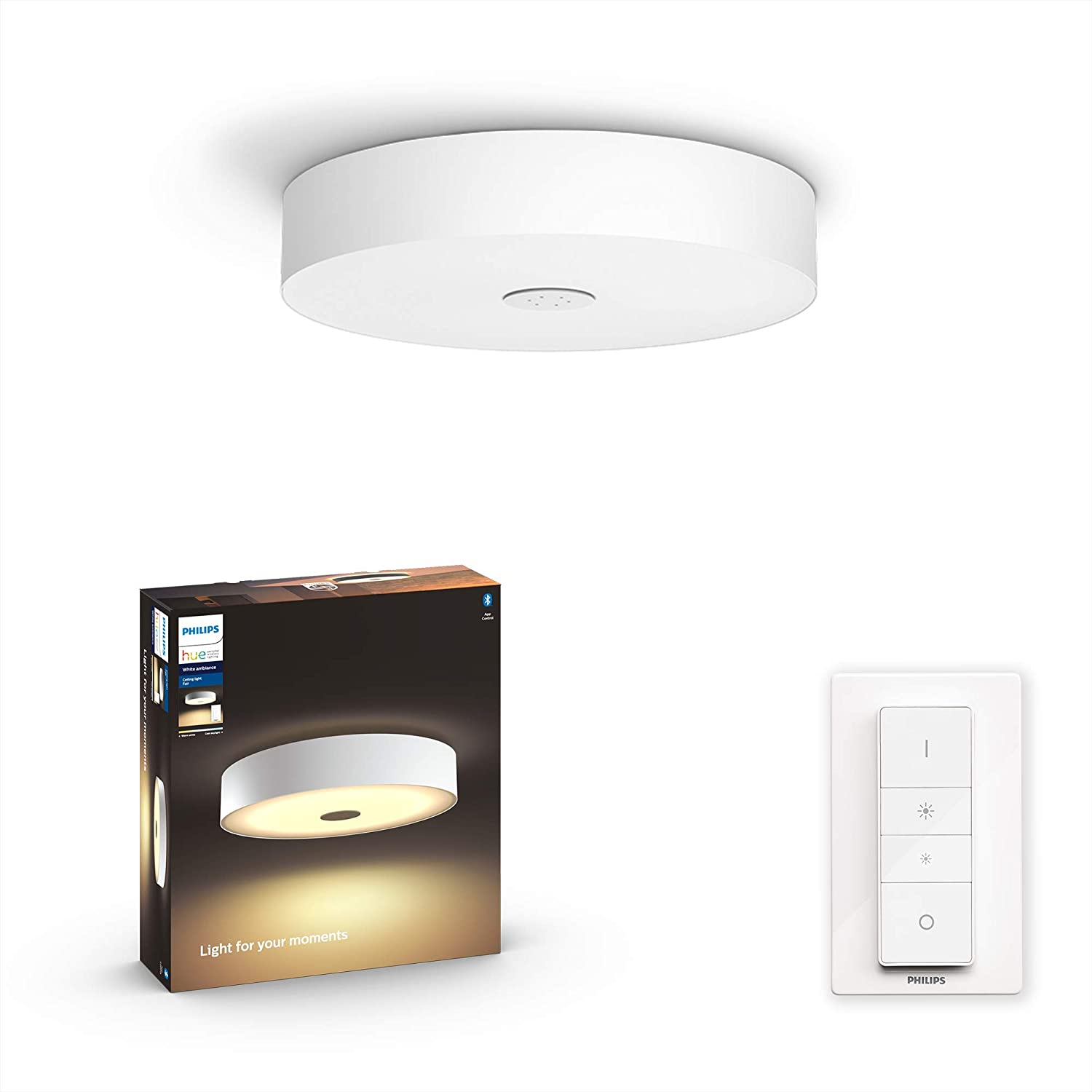 Hue Fair Ceiling Light w/ Bluetooth