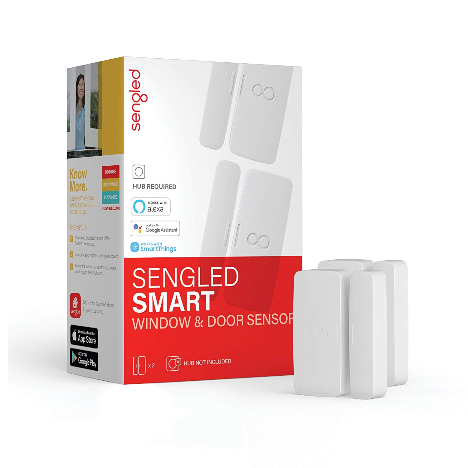 Smart Door & Window Sensor