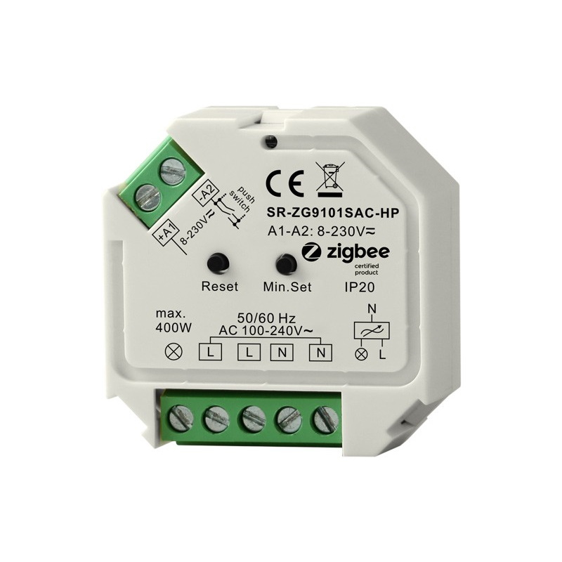 AC Phase-Cut Dimmer